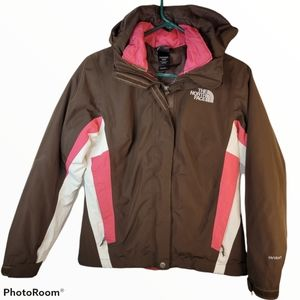 North Face XS lined winter coat